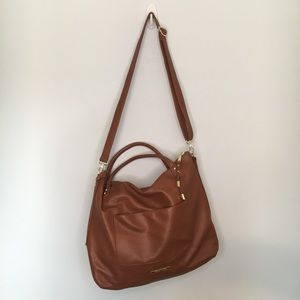 STEVE MADDEN | BROWN PURSE | EXCELLENT CONDITION